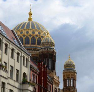 Nowa Synagoga w Berlinie