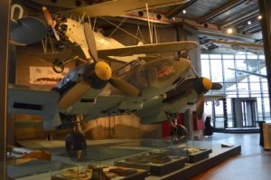 Samolot z czasów II wojny