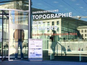 Muzeum Topografia Terroru, wejście