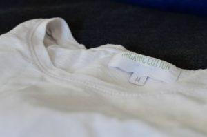 Koszulka z bawełny organicznej